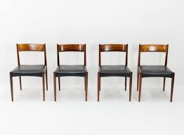 4 Dining Chairs Set Of 4 Dining Chairs By Lübke 1960s 78726