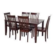 bobs furniture kitchen table set 84 bob s furniture bob s furniture dining room table and