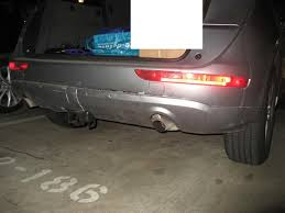 audi q5 cover anyone replaced rear bumper cover audiworld forums