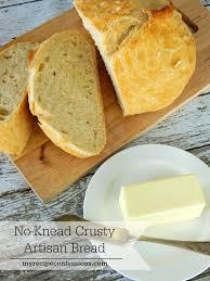 no knead crusty artsian bread artisan bread artisan and simple