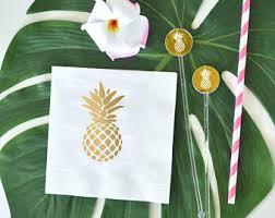 pink pineapple etsy