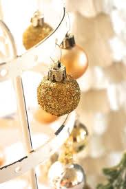 14 beautiful diy gold silver and copper tree ornaments