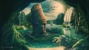 imagenes mayas hd maya civilization sailing ship birds cave desktopography wallpapers