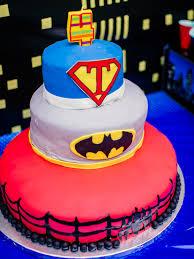 trace u0027s 4 year old superhero birthday party simonemadeit