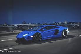 chrome blue lamborghini aventador chrome blue lamborghini aventador on the road sssupersports