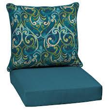 Square Bistro Chair Cushions Decor Tips Square Teal Bistro Chair Cushions For Charming Outdoor