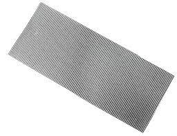 Corian Sanding Pads 115mm X 280mm Abrasive Mesh Sanding Sheets For Half Sheet Sanders