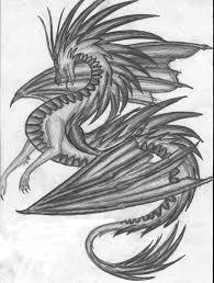 cool drawing of dragons cool easy dragons drawings dragon drawing