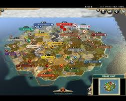 Karakorum On Map Civilization 5 Battle Ai Only 18 Civs On The Duel Map Youtube