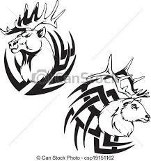 angry moose tattoo chest tattoo images u0026 designs angry mighty