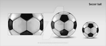 soccer ball sketch by ravinder27a on deviantart