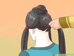 Geisha Hairstyles 4 Ways To Look Like A Geisha Wikihow