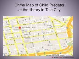 child predator map child predators map my