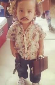 Scarface Halloween Costume Child U0027s Pablo Escobar Halloween Costume Deemed U0027inappropriate U0027