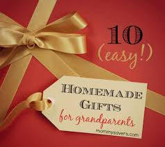 handmade grandparent gifts gifts for grandparents ten easy ideas mommysavers