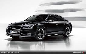 audi a8 limited edition audi with a8 sport edition and a8 l chauffeur special