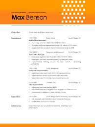 Resume Example Templates Free Resume Templates For Word 2010 Gfyork Com