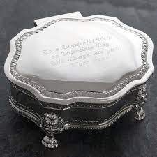 Personalized Jewelry Box For Baby Engraved Gifts Gettingpersonal Co Uk