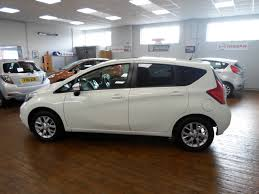 nissan note 2015 used nissan note 1 2 acenta premium 5dr comfort pack for sale in