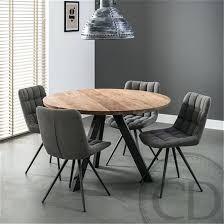 table ronde pour cuisine table ronde cuisine design 1 table de cuisine ronde en bois foncac