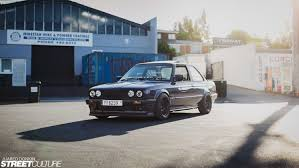 bmw e30 stanced harry u0027s 1990 e30 se street culture