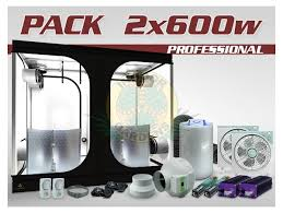 kit chambre de culture led pack chambre de culture 2x600w hps lumatek adjust a wing pro 01