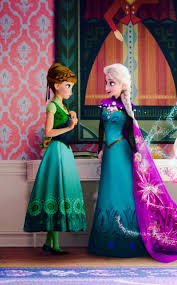 film elsa i anna omg its frozen fever its coming out march 13 ill be