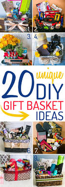 best 25 gift baskets ideas on family gift ideas