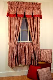 Country Style Curtains And Valances Well Suited Country Style Curtains Country Style Curtain Ideas