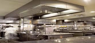 cuisiniste professionnel pour restaurant hotte aspirante professionnelle inox pour chr et collectivits