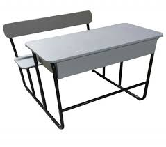 institutional furniture chair with desk manufacturer from kolkata