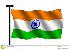 Image Indian Flag Download Waving Indian Flag Stock Illustration Image Of Flag Symbol 57751