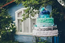 wedding cake pinata how to make an ombre wedding cake pinata the house that lars built