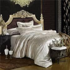 King Size Silk Comforter Best Bangkok Style Tribute Silk Comforter Bedding Set King Queen