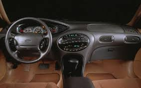 1999 ford taurus information and photos zombiedrive
