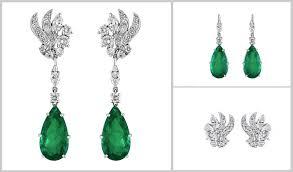 emerald drop drool worthy emerald and diamond convertible drop earrings tracy
