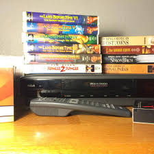 dvd vcr home theater system find more rca vcr plus brand vhs hi fi stereo 4 head video system