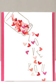 14 diy valentine u0027s day cards homemade ideas for valentines day cards