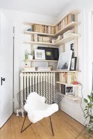 uncategorized corner shelf metal floating corner shelves white