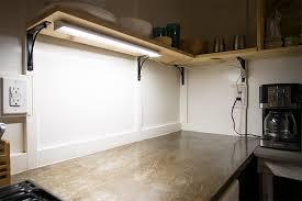 under cabinet led lighting interesting kitchen led lighting and