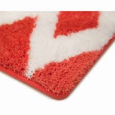 Coral Color Bathroom Rugs Walmart Bathroom Rugs Lovely Mainstays True Color Memory Foam Bath