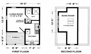 cottage floor plans small whitehorse ii cottage plan
