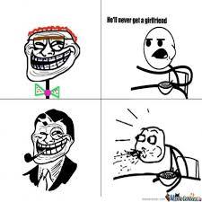 Meme Centar - trollface may not get a girlasphult1997 meme center memeshappy