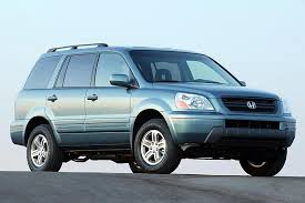 2005 honda pilot colors 2005 honda pilot overview cars com