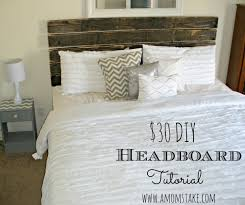 diy headboard tutorial a mom u0027s take