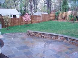 Patio Stone Ideas by 33 Best Patios Images On Pinterest Stone Patios Landscaping