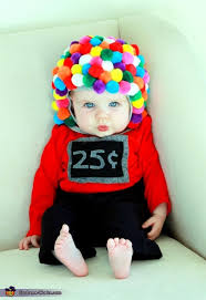 Halloween Costume Ideas Baby Boy Easy Diy Halloween Costumes 2 2 Gumball Machine