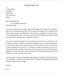 appeal letter templates u2013 11 free word pdf documents download
