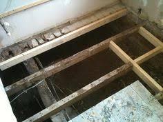 Repair Floor Joist Replacing And Doubling Floor Joist And Subfloor Due To Water