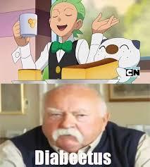 One Word Diabeetus Meme - word diabeetus